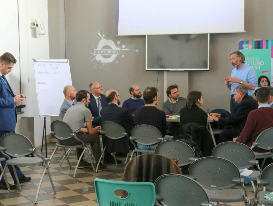 Secondo Workshop Parma Futuro Smart