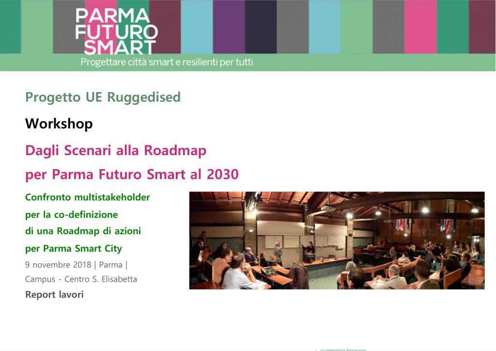REPORT_workshop 9 novembre 2018_ Parma Futuro Smart
